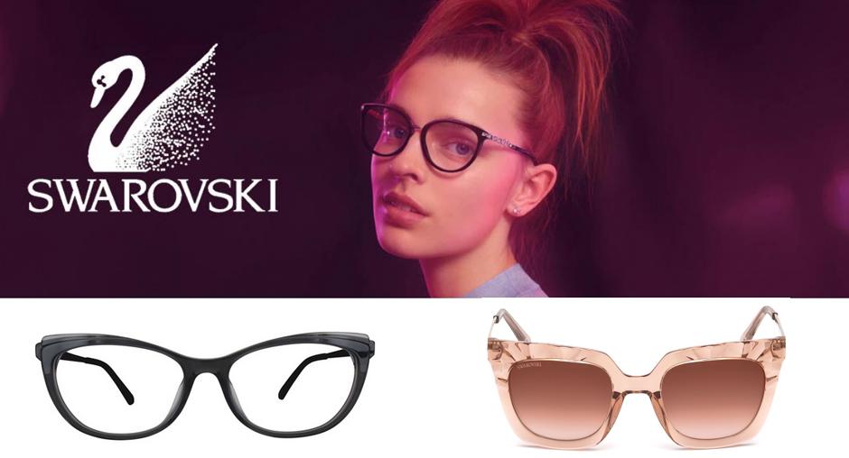 occhiali Swarovski
